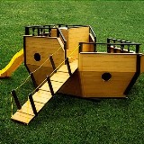 Commercial Playground Structures & Equipment